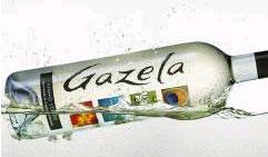 ガゼラ 微発泡ワイン