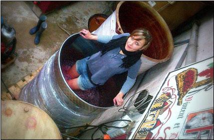 女性醸造家 アメリー・ベルトー