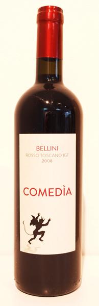 ベリーニ コメディア