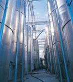 アンゴーヴス 最新の醸造設備