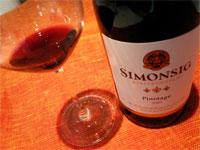 ピノタージュ 赤ワイン