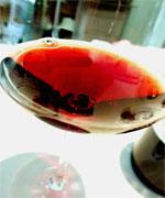 キャンティ 赤グラスワイン
