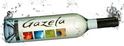 ガゼラ ボトル