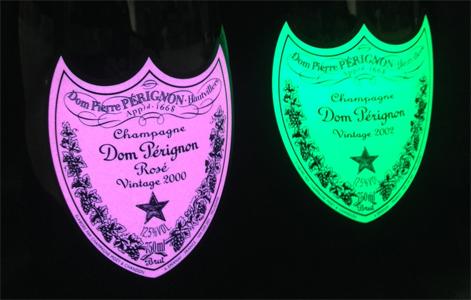 ドン・ペリニョン ルミナスラベル 2002、ドン・ペリニョン ロゼ ルミナスラベル 2000