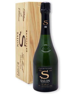 シャンパン サロン サロンのシャンパンの特徴や歴史
