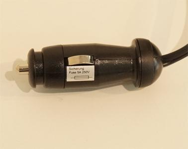 DC12V電源用