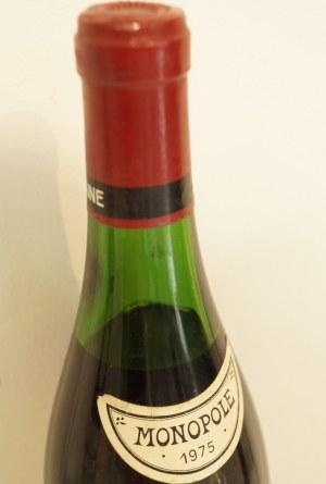 ロマネコンティ1975液面の状態