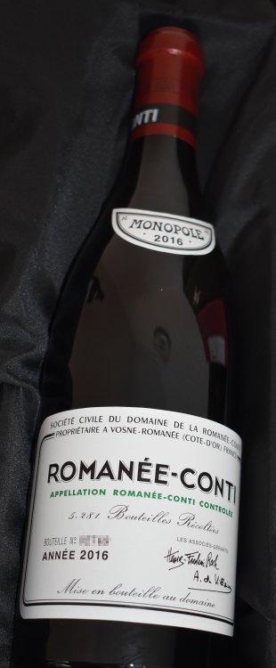 Romanee-Conti2016