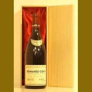 1995 Domaine de la Romanee-ContiDRC Romanee-Conti
