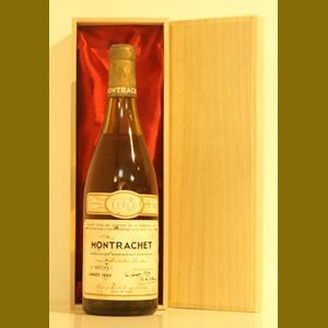 1982 Domaine de la Romanee-ContiDRC   Montrachet