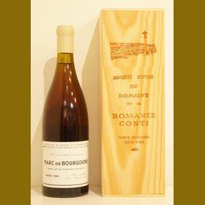 1994 Domaine de la Romanee-Conti Marc de Bourgogne