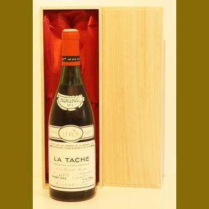 1973 Domaine de la Romanee-Conti La Tache