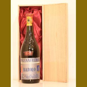 1958 Barolo Fontanafredda