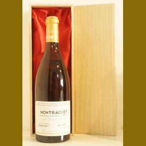 2011 Domaine de la Romanee-ContiDRC   Montrachet