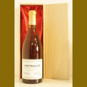 2002 Domaine de la Romanee-ContiDRC   Montrachet