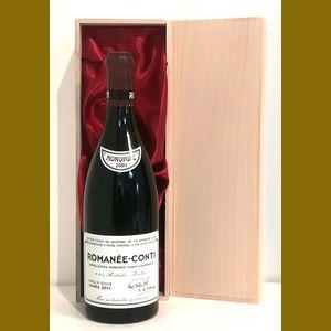 2001 Domaine de la Romanee-ContiDRC Romanee-Conti