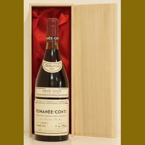 1971 Domaine de la Romanee-ContiDRC Romanee-Conti