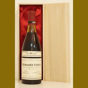 1981 Domaine de la Romanee-ContiDRC Romanee-Conti