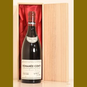 2005 Domaine de la Romanee-ContiDRC Romanee-Conti