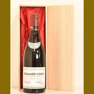 2002 Domaine de la Romanee-ContiDRC Romanee-Conti