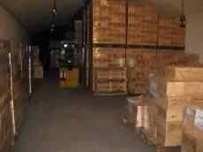 木箱で出荷されるワイン