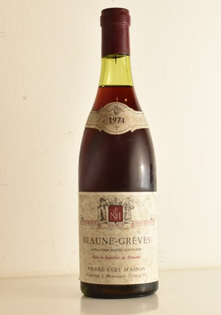 1974 Jean-Yves DEVEVEY Beaune Greves