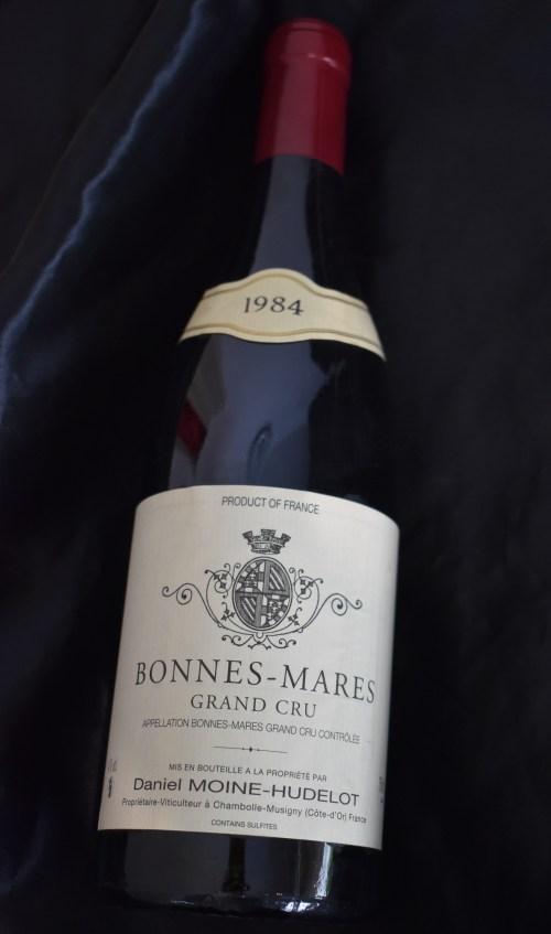 1984年 ボンヌ・マール グラン・クリュ(特急) モワンヌ・ユドロ