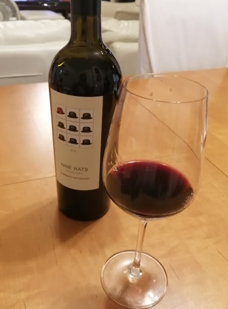 Long Shadows Nine Hats Cabernet Sauvignon 2016